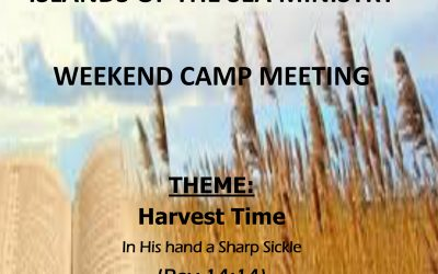 Islands of the Sea Camp Meeting 2020